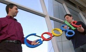 Larry Page N Sergey Brin