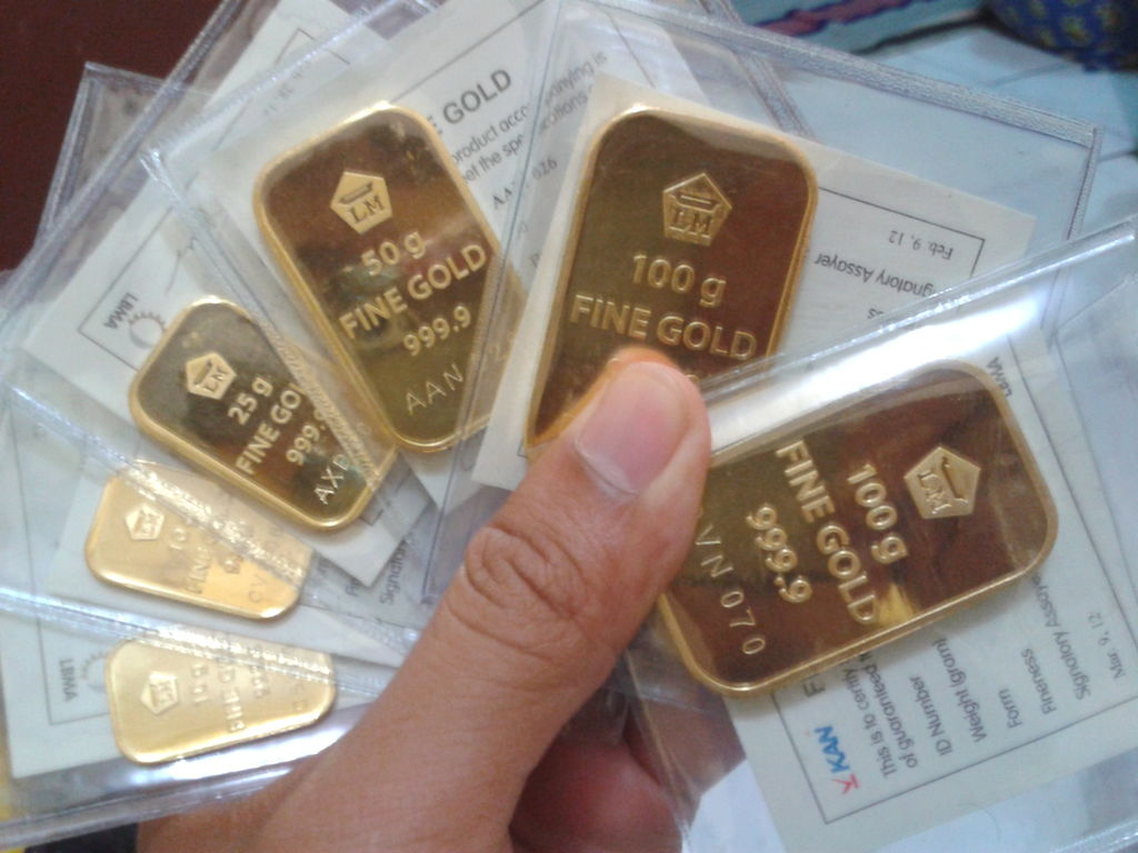 Emas Antam Atau Emas Pasar Enaknya Blog Brahmanto
